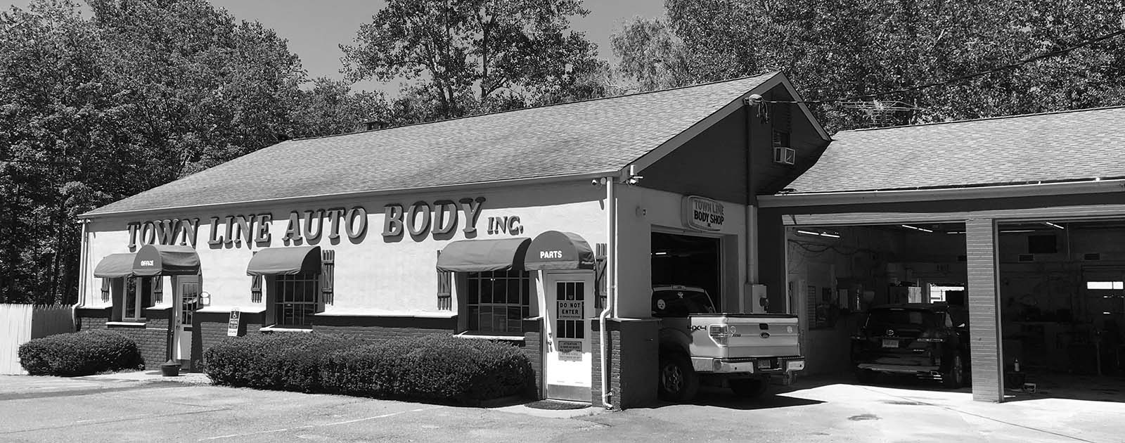 Auto Paint Shop in Monroe
